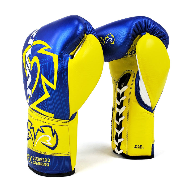 RIVAL RFX-GUERRERO SPARRING GLOVES - P4P EDITION.