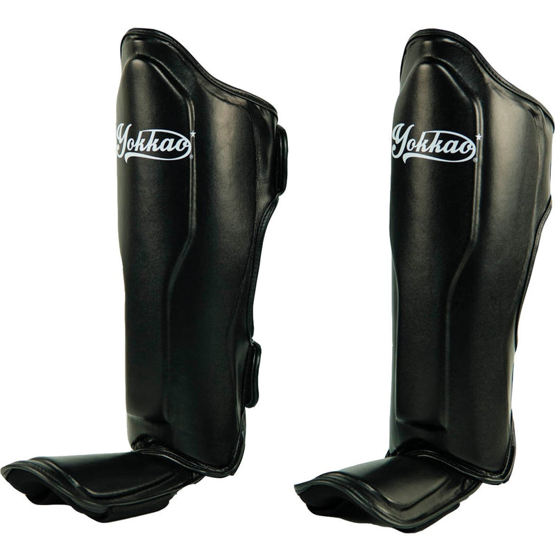VERTIGO BLACK SHIN GUARDS