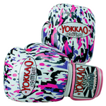YOKKAO APACHE PINK BOXING GLOVES
