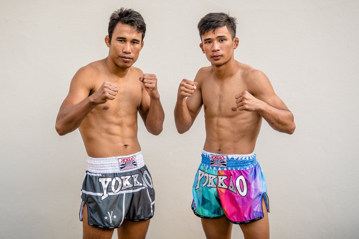 YOKKAO CARBONFIT CUBE SHORTS - Pandemic Fight Gear Inc.