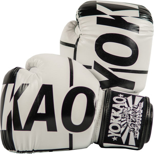 YOKKAO CUBE BOXING GLOVES