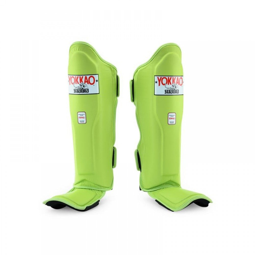 MATRIX LIME SHIN GUARDS