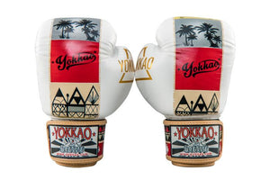 YOKKAO FREEDOM MUAY THAI BOXING GLOVES