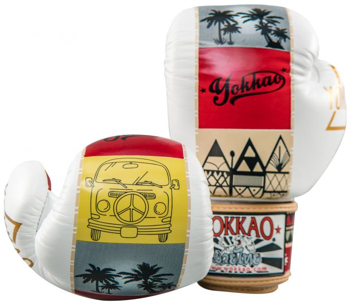 YOKKAO FREEDOM MUAY THAI BOXING GLOVES - Pandemic Fight Gear Inc.