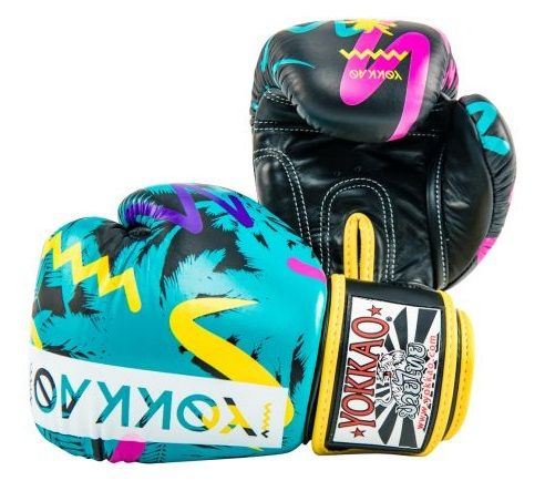 YOKKAO MIAMI MUAY THAI BOXING GLOVES - Pandemic Fight Gear Inc.