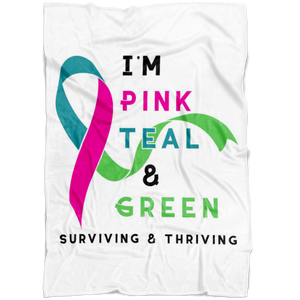 Metastatic Breast Cancer Blanket
