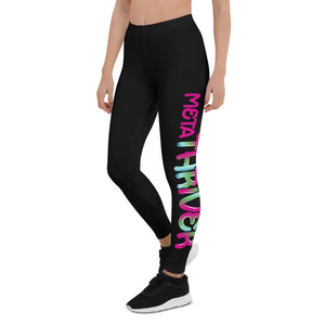 MetaThriver Leggings - Black