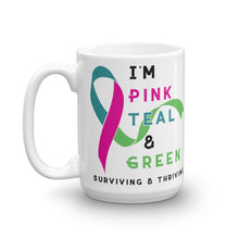 Load image into Gallery viewer, Metastatic Breast Cancer Mug