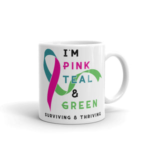 Metastatic Breast Cancer Mug