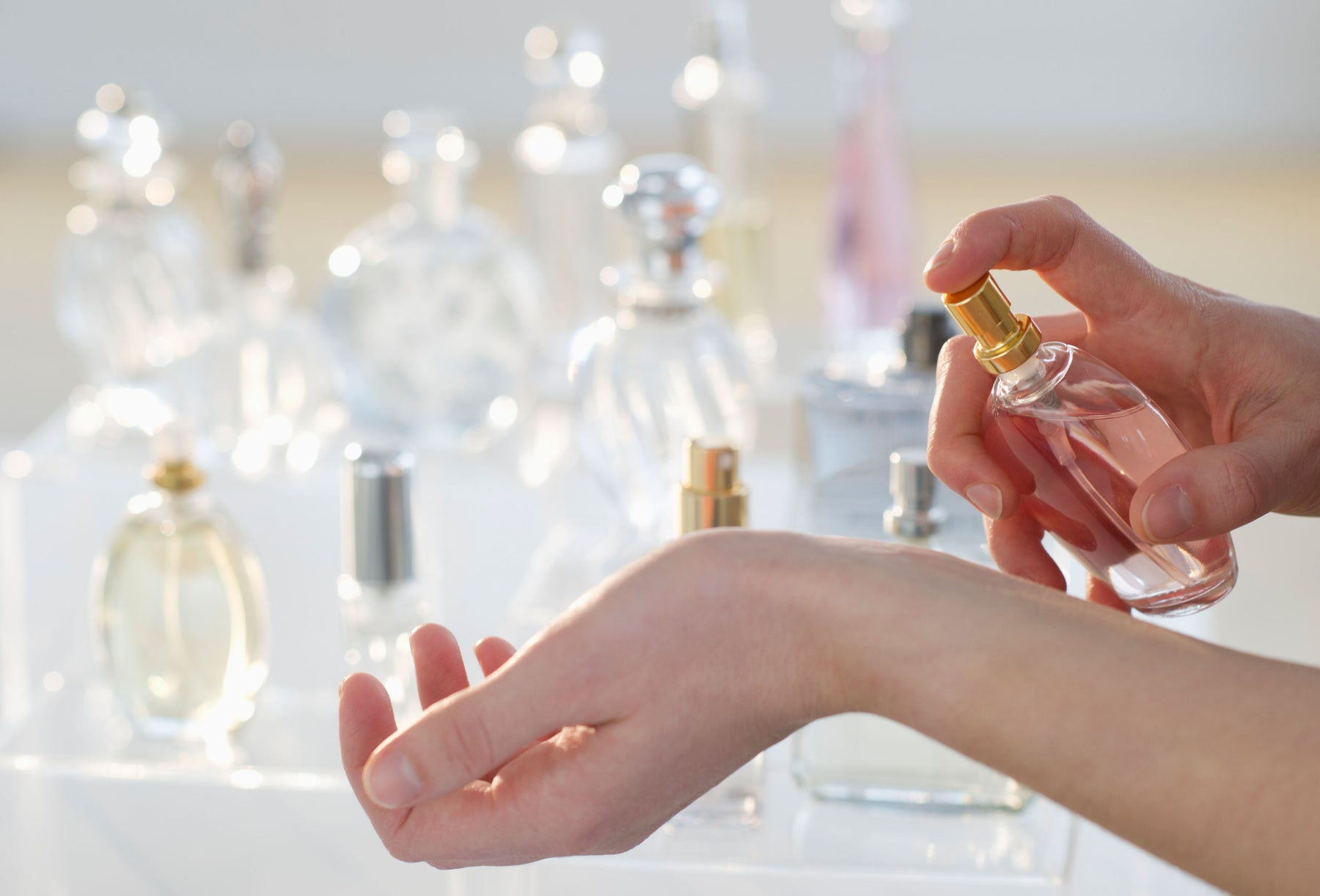 Tips to choose the perfume that goes with you