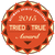 Del Maguey Santo Domingo Albarradas Mezcal 2015 tried and true award