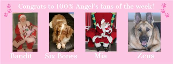 Do you want to be a 100% Angel fan of the week?