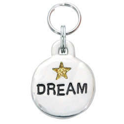 Pewter Dream Pet Charm