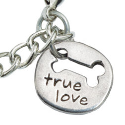 Bone Bracelet - True Love