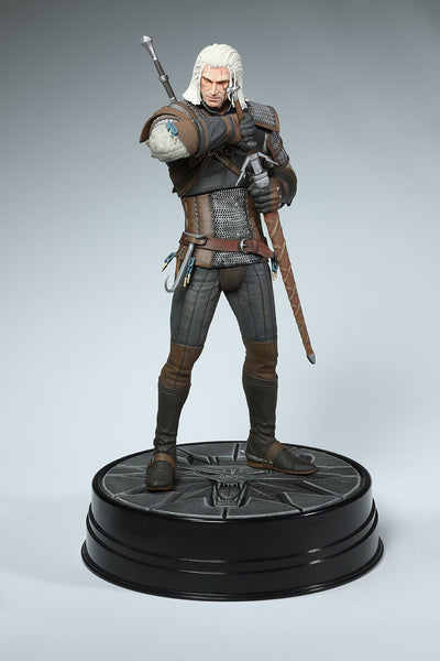 The Witcher 3 - Wild Hunt: Deluxe Heart Of Stone Geralt Figure Non-Scale Figure Non-Scale Figure Dark Horse Comics