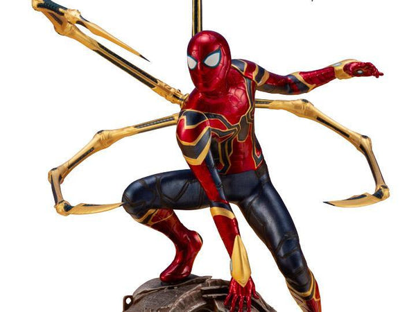 Marvel: Infinity War Iron Spider ARTFX+ 1/10 Scale Figure Kotobukiya