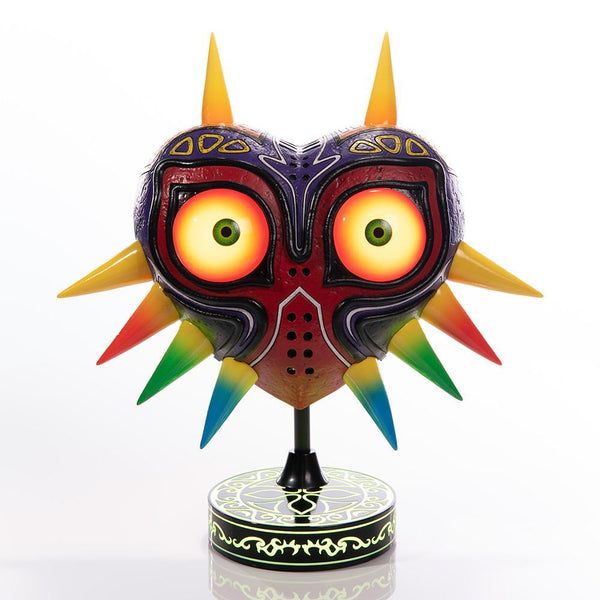 "The Legend of Zelda: Majora's Mask 12"" Pvc Collector's Edition Statue First 4 Figures"