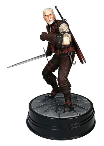The Witcher: Geralt Manticore Non-Scale Figure Non-Scale Figure Dark Horse Comics