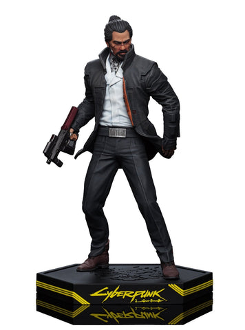 Cyberpunk 2077: Takemura Non-Scale Figure Non-Scale Figure Dark Horse Comics