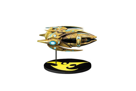 StarCraft: Protoss Carrier Ship Replica No Longer Available Dark Horse Comics