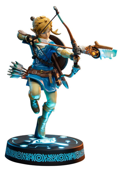 The Legend Of Zelda: Breath of the Wild Link (re-run) Non-Scale Figure Pre-order First 4 Figures