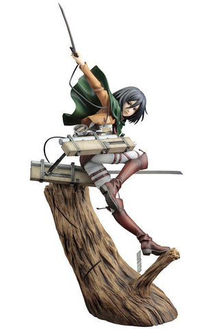 Attack on Titan: Mikasa Ackerman (Renewal Package Ver.) ARTFX J 1/8 Scale Figure Pre-order Kotobukiya