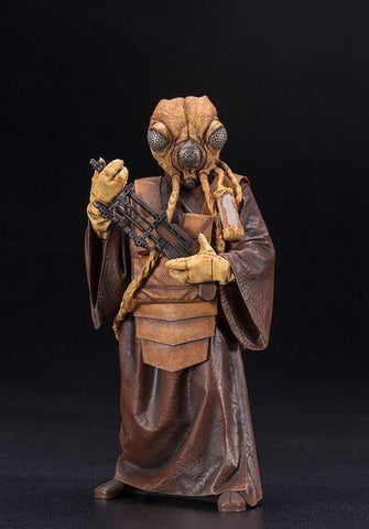 Star Wars: Bounty Hunter Zuckuss ARTFX+ 1/10 Scale Figure 1/10 Scale Figure Kotobukiya