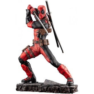 Marvel Deadpool Maximum Fine Art Statue Pre-order Kotobukiya