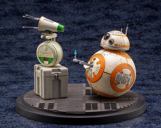 Star Wars: D-O & BB-8 ARTFX Statue