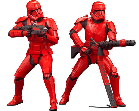 Star Wars: Sith Trooper ARTFX+ Two Pack Pre-order Kotobukiya