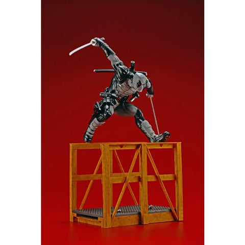Super Deadpool X-Force Limited Edition ARTFX Statue Pre-order Kotobukiya