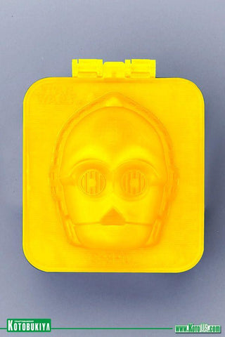 Star Wars: C-3PO Boiled Egg Shaper Goods Goods Kotobukiya