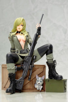 Metal Gear Solid: Sniper Wolf Bishoujo Statue Bishoujo Statue Bishoujo Statue Kotobukiya