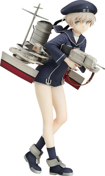 Kantai Collection (KanColle): Z1 Leberecht Maass 1/8 Scale Figure 1/8 Scale Figure Max Factory