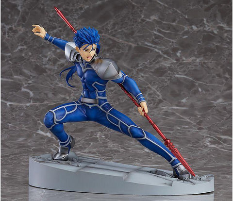 Fate/Grand Order: Lancer/Cu Chulainn 1/8 Scale Figure Pre-order Orange Rouge