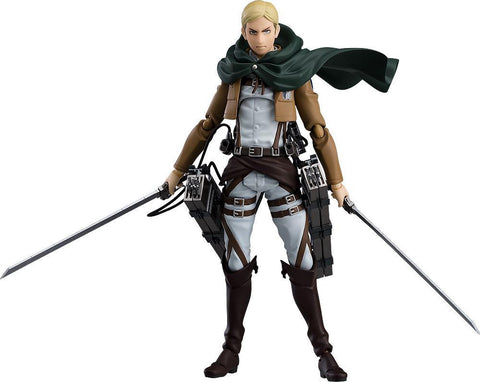 figma Erwin Smith: Attack on Titan Pre-order Max Factory