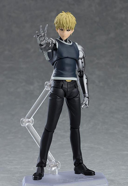 figma Genos: One Punch Man Pre-order Max Factory