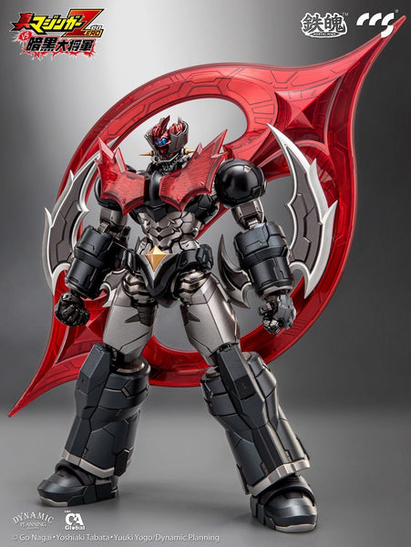 "Mazinger Z: Mortal Mind Series ""Shin Mazinger Zero Vs. Great General Of Darkness"" Alloy Action Non-Scale Figure Non-Scale Figure CCSTOYS"