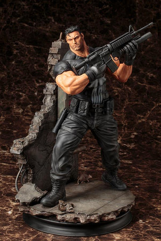 Marvel: The Punisher Fine Art Statue Statue Kotobukiya