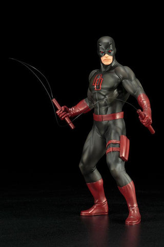 The Defenders: Daredevil Black Suit ARTFX+ Statue 1/10 Scale Figure Kotobukiya