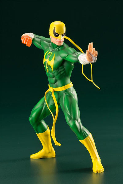 Marvel: The Defenders Series Iron Fist ARTFX+ ARTFX+ Kotobukiya