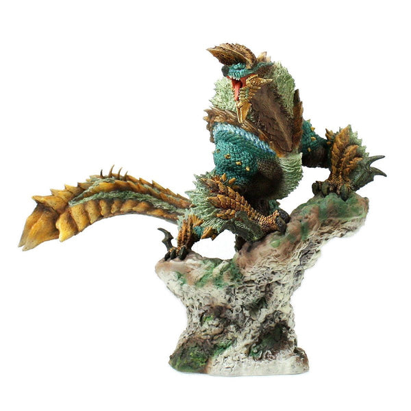 Monster Hunter: Capcom Figure Builder (CFB) Model Zinogre Resell Version Non-scale Figure CAPCOM