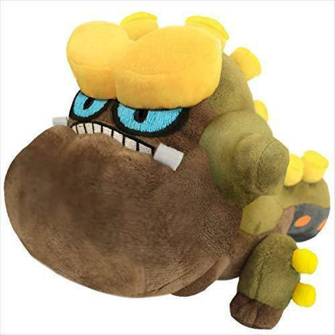Monster Hunter: World Plush Toy Uragankin Plush CAPCOM