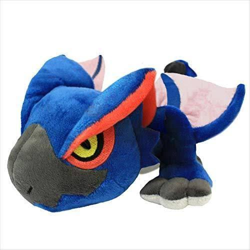 Monster Hunter Monster Plush Toy Nargacuga Plush CAPCOM