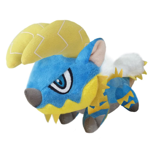 Monster Hunter: Chibi Plush Toy Zinogre Plush CAPCOM