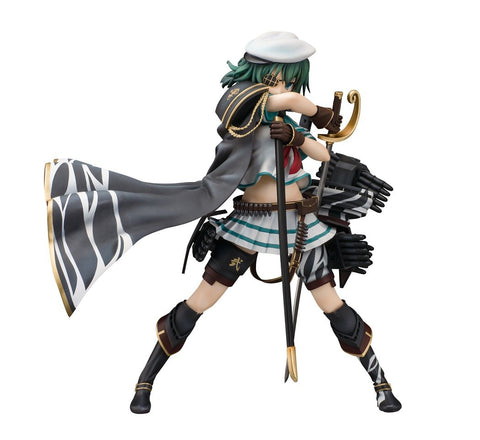 Kantai Collection (Kan Colle): Kiso Kai II (Reproduction) 1/7 Scale Figure Free Expedited Shipping Aoshima