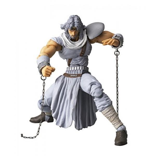 Fist Of The North Star: Legacy of Revoltech (LOR) Hokuto no Ken LR-030 Toki Figure Non-scale Figure Kaiyodo