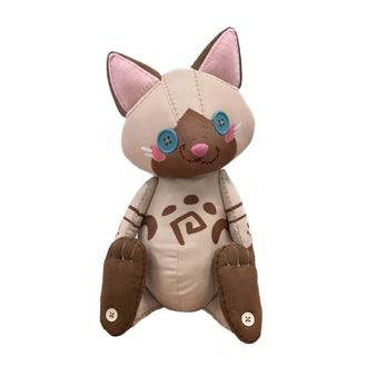 Monster Hunter World-Iceborne: Airou Doll Plush Plush CAPCOM