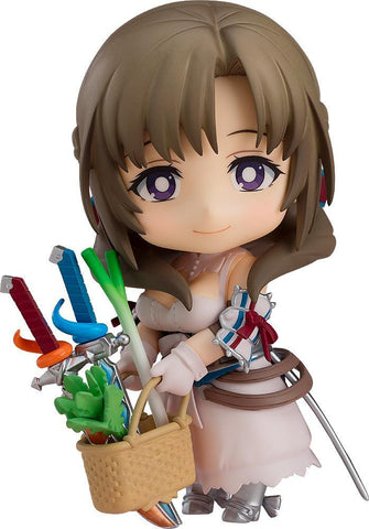 Nendoroid Mamako Osuki: Do You Love Your Mom and Her Two-Hit Multi-Target Attacks? Pre-order Good Smile Company