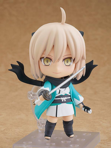 Nendoroid Saber/Okita Souji (Ascension Ver.): Fate/Grand Order Pre-order Good Smile Company